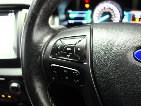 Ford Ranger 3.2 WILDTRAK 4X4 DCB TDCI 4d 197 BHP *** CD - BLUETOOTH - USB - DAB *** 15