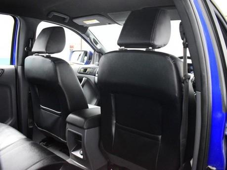 Ford Ranger 3.2 WILDTRAK 4X4 DCB TDCI 4d 197 BHP *** CD - BLUETOOTH - USB - DAB *** 19