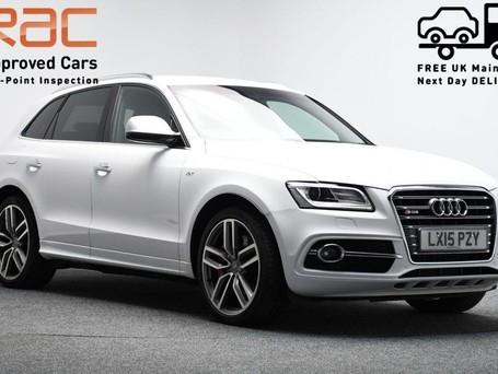 Audi SQ5 3.0 SQ5 TDI QUATTRO 5d 309 BHP Bang & Olufsen Sound - Satnav - DAB