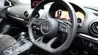 Audi S3 *PANROOF*VIRTUAL COCKPIT* 2.0 S3 TFSI QUATTRO BLACK EDITION 3d 306 BHP *PAN 2