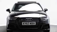 Audi S3 *PANROOF*VIRTUAL COCKPIT* 2.0 S3 TFSI QUATTRO BLACK EDITION 3d 306 BHP *PAN 4