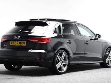 Audi S3 *PANROOF*VIRTUAL COCKPIT* 2.0 S3 TFSI QUATTRO BLACK EDITION 3d 306 BHP *PAN 5