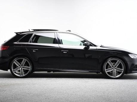 Audi S3 *PANROOF*VIRTUAL COCKPIT* 2.0 S3 TFSI QUATTRO BLACK EDITION 3d 306 BHP *PAN 6