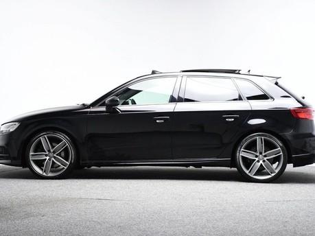 Audi S3 *PANROOF*VIRTUAL COCKPIT* 2.0 S3 TFSI QUATTRO BLACK EDITION 3d 306 BHP *PAN 7