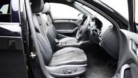 Audi S3 *PANROOF*VIRTUAL COCKPIT* 2.0 S3 TFSI QUATTRO BLACK EDITION 3d 306 BHP *PAN 8
