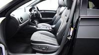 Audi S3 *PANROOF*VIRTUAL COCKPIT* 2.0 S3 TFSI QUATTRO BLACK EDITION 3d 306 BHP *PAN 10