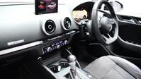 Audi S3 *PANROOF*VIRTUAL COCKPIT* 2.0 S3 TFSI QUATTRO BLACK EDITION 3d 306 BHP *PAN 12