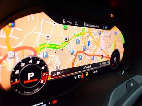Audi S3 *PANROOF*VIRTUAL COCKPIT* 2.0 S3 TFSI QUATTRO BLACK EDITION 3d 306 BHP *PAN 13
