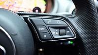 Audi S3 *PANROOF*VIRTUAL COCKPIT* 2.0 S3 TFSI QUATTRO BLACK EDITION 3d 306 BHP *PAN 18