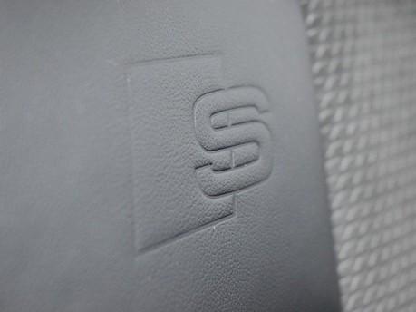 Audi S3 *PANROOF*VIRTUAL COCKPIT* 2.0 S3 TFSI QUATTRO BLACK EDITION 3d 306 BHP *PAN 25