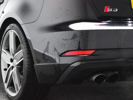 Audi S3 *PANROOF*VIRTUAL COCKPIT* 2.0 S3 TFSI QUATTRO BLACK EDITION 3d 306 BHP *PAN 28