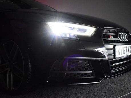 Audi S3 *PANROOF*VIRTUAL COCKPIT* 2.0 S3 TFSI QUATTRO BLACK EDITION 3d 306 BHP *PAN 33