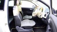 Fiat 500 *SUNROOF* 1.2 LOUNGE 3d 69 BHP Bluetooth - U Connect - AUX 8