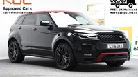 Land Rover Range Rover Evoque *PANORAMIC ROOF* 2.0 TD4 EMBER SPECIAL EDITION 5d 177 BHP ***PANORAMIC ROOF 1