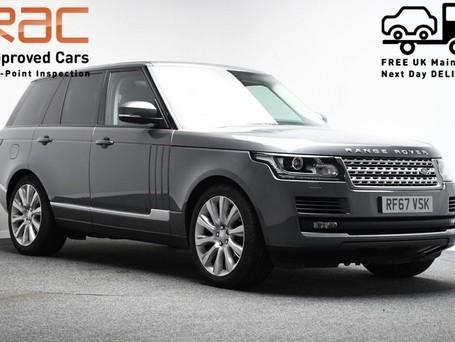 Land Rover Range Rover *PANORAMIC ROOF* 3.0 TDV6 VOGUE 5d 255 BHP Satnav - Keyless Go - Lane Assis