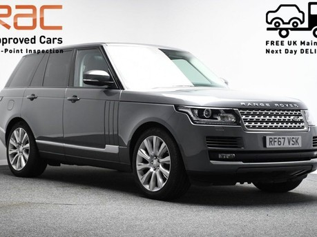 Land Rover Range Rover *PANORAMIC ROOF* 3.0 TDV6 VOGUE 5d 255 BHP Satnav - Keyless Go - Lane Assis 1