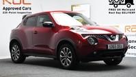 Nissan Juke 1.6 DiG-T Tekna 5dr [Comfort Pack] Satnav - DAB Radio - Bluetooth 1