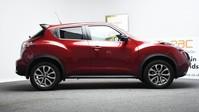 Nissan Juke 1.6 DiG-T Tekna 5dr [Comfort Pack] Satnav - DAB Radio - Bluetooth 6