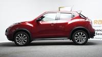 Nissan Juke 1.6 DiG-T Tekna 5dr [Comfort Pack] Satnav - DAB Radio - Bluetooth 7