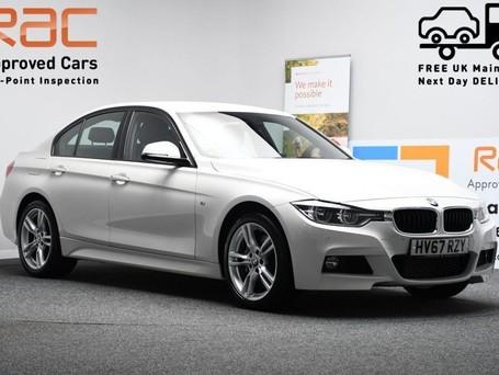 BMW 3 Series 3.0 335D XDRIVE M SPORT 4d 308 BHP ***SAT NAV-DAB-BLUETOOTH -USB***
