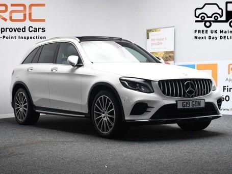 Mercedes-Benz GLC 2.1 GLC 220 D 4MATIC AMG LINE PREMIUM 5d 168 BHP **PANORAMIC ROOF** ****PAN