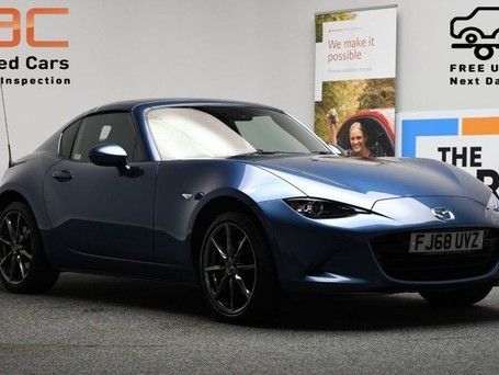 Mazda MX-5 2.0 SPORT NAV PLUS 2d 182 BHP *** CONVERTIBLE - LANE ASSIST ***