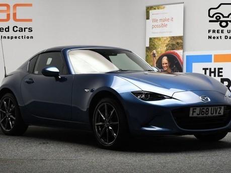 Mazda MX-5 2.0 SPORT NAV PLUS 2d 182 BHP *** CONVERTIBLE - LANE ASSIST *** 1