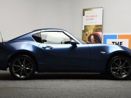 Mazda MX-5 2.0 SPORT NAV PLUS 2d 182 BHP *** CONVERTIBLE - LANE ASSIST *** 4