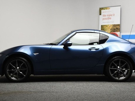 Mazda MX-5 2.0 SPORT NAV PLUS 2d 182 BHP *** CONVERTIBLE - LANE ASSIST *** 5
