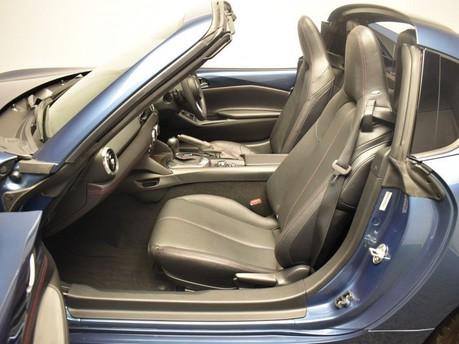 Mazda MX-5 2.0 SPORT NAV PLUS 2d 182 BHP *** CONVERTIBLE - LANE ASSIST *** 9