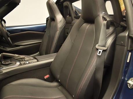 Mazda MX-5 2.0 SPORT NAV PLUS 2d 182 BHP *** CONVERTIBLE - LANE ASSIST *** 10