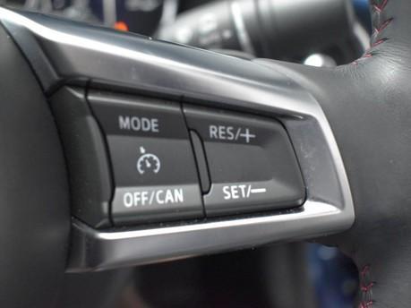 Mazda MX-5 2.0 SPORT NAV PLUS 2d 182 BHP *** CONVERTIBLE - LANE ASSIST *** 15