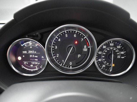 Mazda MX-5 2.0 SPORT NAV PLUS 2d 182 BHP *** CONVERTIBLE - LANE ASSIST *** 16