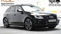 Audi SQ5 3.0 SQ5 PLUS SPECIAL EDITION TDI QUATTRO 5d 335 BHP PANORAMIC SUNROOF - BAN 1