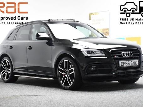 Audi SQ5 3.0 SQ5 PLUS SPECIAL EDITION TDI QUATTRO 5d 335 BHP PANORAMIC SUNROOF - BAN