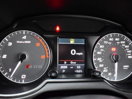 Audi SQ5 3.0 SQ5 PLUS SPECIAL EDITION TDI QUATTRO 5d 335 BHP PANORAMIC SUNROOF - BAN 17