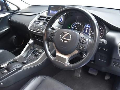 Lexus NX 2.5 300H LUXURY 5d 195 BHP 55+ Miles per gallon 2