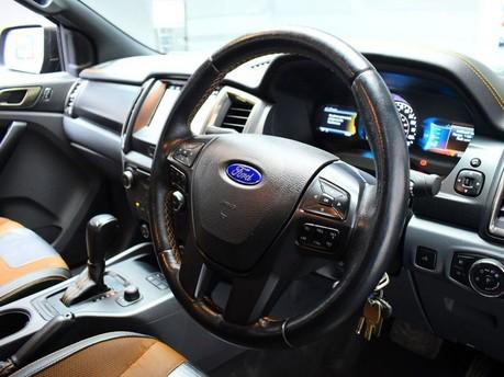 Ford Ranger 3.2 WILDTRAK 4X4 DCB TDCI 4d 197 BHP Satnav - DAB Radio - Bluetooth-WiFi 2