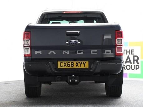 Ford Ranger 3.2 WILDTRAK 4X4 DCB TDCI 4d 197 BHP Satnav - DAB Radio - Bluetooth-WiFi 5
