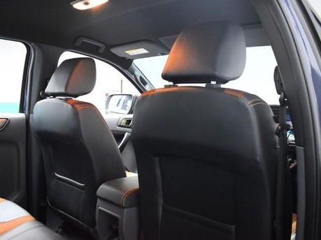 Ford Ranger 3.2 WILDTRAK 4X4 DCB TDCI 4d 197 BHP Satnav - DAB Radio - Bluetooth-WiFi 19