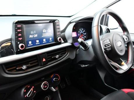 Kia Picanto 1.2 GT-LINE 5d 83 BHP DAB Radio - Bluetooth - AUX 12