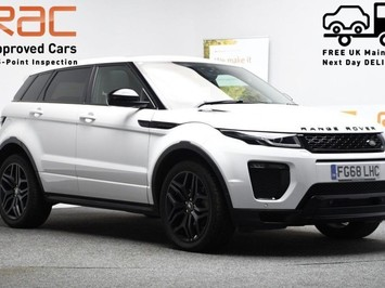 Land Rover Range Rover Evoque **PANORAMIC ROOF**2.0 TD4 HSE DYNAMIC 5d 178 BHP ***PANORAMIC ROOF ***