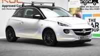 Vauxhall Adam *PANORAMIC ROOF* 1.2 GLAM 3d 69 BHP ***PANORAMIC ROOF*** 1