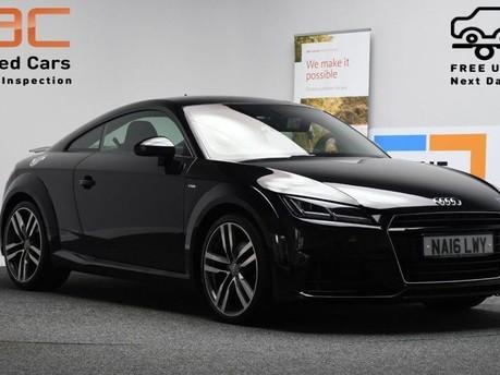 Audi TT 2.0 TDI ULTRA S LINE 2d 182 BHP *** DAB - BLUETOOTH - USB *** 1