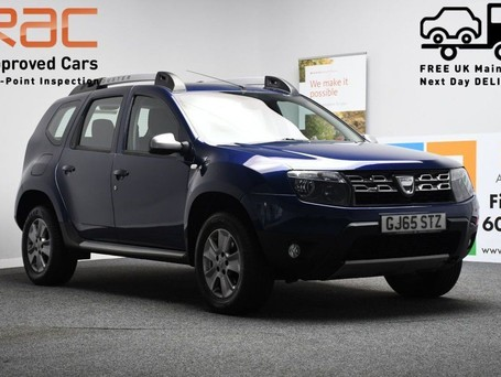 Dacia Duster 1.5 LAUREATE PRIME DCI 5d 109 BHP Satnav - AUX - USB - Bluetooth