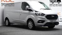 Ford Transit Custom 2.0 300 LIMITED P/V L2 H1 129 BHP DAB Radio -Touchscreen Infotainment 1
