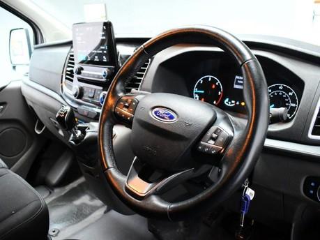 Ford Transit Custom 2.0 300 LIMITED P/V L2 H1 129 BHP DAB Radio -Touchscreen Infotainment 2