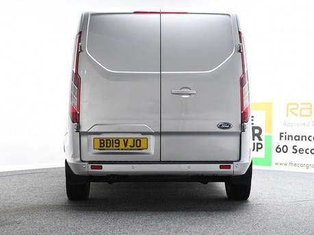 Ford Transit Custom 2.0 300 LIMITED P/V L2 H1 129 BHP DAB Radio -Touchscreen Infotainment 4