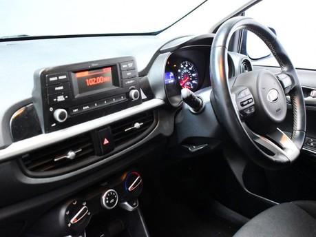 Kia Picanto 1.0 2 5d 66 BHP Bluetooth - AUX - USB - Air Con 11