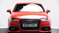 Audi A1 1.4 TFSI S LINE 3d 123 BHP Pearl Misano Red -Audi Drive Select 4